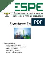 Informe Quimica2