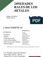 exposicion metalurgica propiedades extrinsecas de los alambres