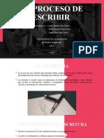 EL PROCESO DE ESCRIBIR_ expo