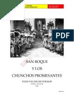 SAN ROQUE Y LOS CHUNCHOS PROMESANTES