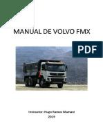 Volquete FMX Volvo