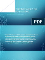 AN+üLISE BIOMEC+éNICA DO CHUTE NO FUTEBOL