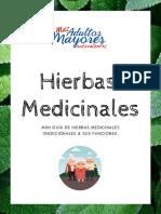 GUIA HIERBAS MEDICINALES