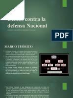 Delitos contra la defensa Nacional.pptx