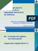 Evaluacion de edificios_06-Formato Nivel 1.ppt