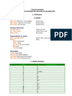 Clases de portugués