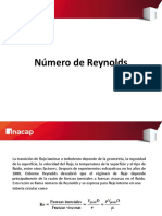 11º Clase Mecánica de Fluidos, Número de Reynolds