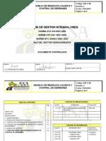 HSE-P-06. Manejo de Residuos Liquidos y Control de Derrames (V2)