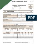 certificado de informaciones previas