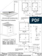 Artisan doorsARTP-SINGLE-DOOR-SPEC-SHEET.pdf