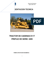D11T MANUAL COMPLETO