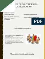 Factores de Contingencia MD