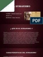 EL HUMANISMO 8-3