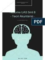 Resume Teori Akuntansi UAS