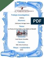 San Pedro y San Pablo. final
