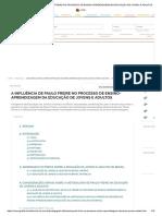 A INFLUÊNCIA DE PAULO FREIRE NO PROCESSO DE ENSINO-APRENDIZAGEM DA EDUCAÇÃO DE JOVENS E ADULTOS.pdf