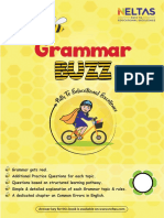 Grammar Buzz Book 2to 8 NELTAS ECAT