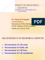 Measurement of Microbial Growth.pptx