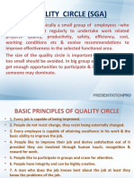 Quality Circle SGA