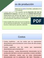Costos de produccion admon PPT