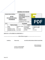 INEER AND OUTER RING TEST REPORT