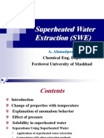 17-superheated water extraction