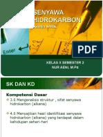 Senyawa Hidrokarbon upload