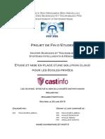 Etude et mise en place d'une s - Mohamed FARTITCHOU_2743.pdf