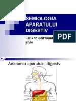Semiologia ap. digestiv curs anul I stomato
