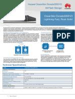 Huawei OceanStor Dorado3000 V3 All-Flash Storage System Data Sheet.pdf