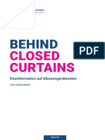 FNF_Behind Closed Curtains_Desinformation auf Messengerdiensten_web