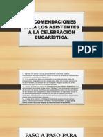 RECOMENDACIONES CELEBRACIÓN EUCARÍSTICA.pdf
