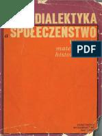 Stanislaw Kozyr-Kowalski, Jaroslaw Ladosz - Dialektyka a Spoleczenstwo