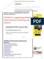 [UPDATED] CHEMICAL ENGINEERING Questions and Answers Pdf 2020.pdf