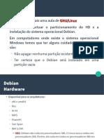 Linux_02 - Particionamento e Instalação