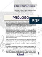 FUNDAMENTOS DE TEORIA MUSICAL