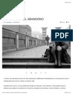 AFRONTANDO EL ABANDONO | Evolución consciente.pdf