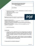 Guia GESTION DE MERCADOS, COMERCIALIZACION Y VENTAS