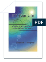 'Its Your Life - A Practical Handbook for Chronic Ailments' by Sangeeta S. Bhagwat