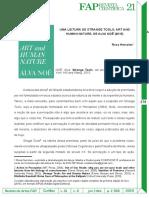 Uma Leitura de Strange Tools_Rosa Hercules.pdf