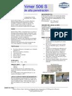 12.4. Literatura Técnica Epofix Primer 506S