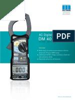 DCM40A