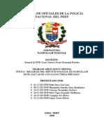 TRABAJO APLICATIVO PATRULLAJE POLICIAL DEL SALVADOR 2020