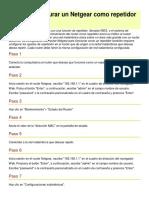 Cómo configurar un Netgear como repetidor.pdf