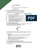 MODELO DE REQUERIMIENTO DE BIENES