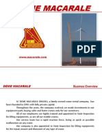 Deme Macarale wind turbine lifting