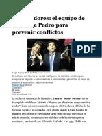 23-12-Negociadores el equipo de Wado De Pedro para prevenir conflictos