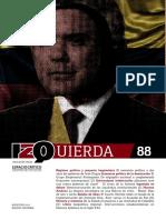Revista Izquierda 88