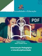 Ebook - Intervencao Pedagogica e Interdisciplinaridade