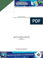 AA10 - EV2 Taller Clasificación Arancelaria - EH